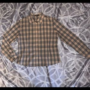 Burberry Button down Sz. L shirt